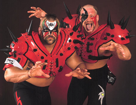 The Road Warriors, AKA Legion of Doom