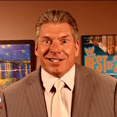 WWE CEO, Vincent Kennedy McMahon