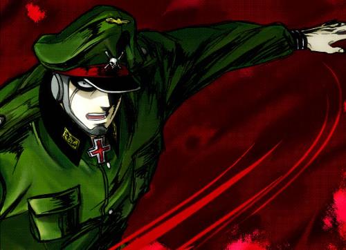 Brocken Jr. from the Kinnikuman series