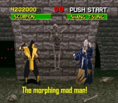 Mortal Kombat came out on August 2, 1992
