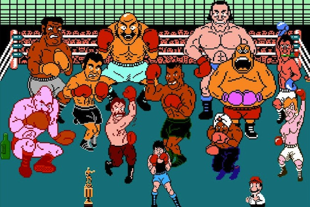 Mike-Tyson-Punch-Out-Cast