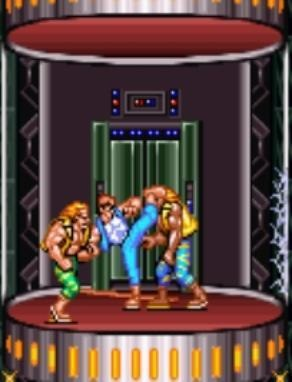 Return of Double Dragon is full of BADASSERY