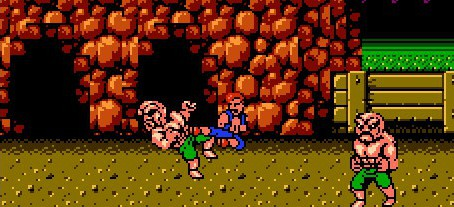 One of the most iconic moments in NES history