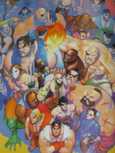 Long live the memories. Long live Street Fighter!
