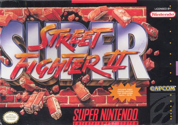 Super Street Fighter Ii Snes Rvgfanatic