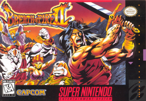 Pub & Dev: Capcom | December 1995 | 24 MEGS