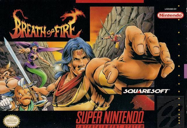 Pub: SquareSoft   Dev: Capcom   August 1994   12 MEGS