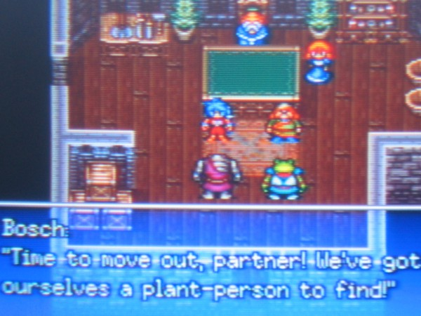 "Sure, a ""plant person."" Not a drug dealer at all..."