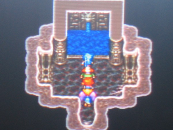 But healing fountains definitely are