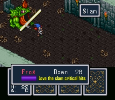 Critical strikes in RPGs is like rolling a 12 in Monopoly