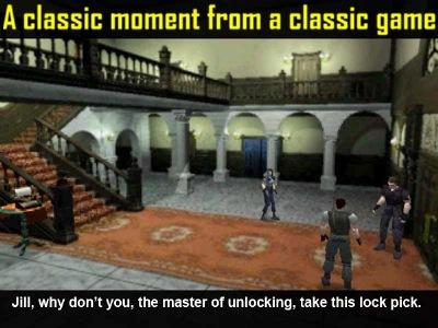 Resident Evil is a true Capcom classic