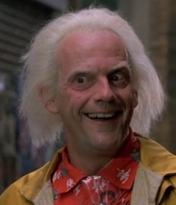 """""""SOMEBODY SAY BACK TO THE FUTURE?!"""""""