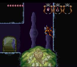 Such a memorable entrance