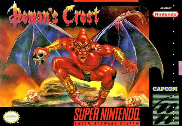 Pub & Dev: Capcom | November 1994 | 16 MEGS