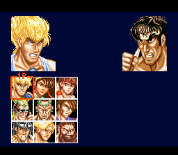 That's not Ken and Ryu...