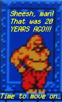 Actually, almost 30 years now!