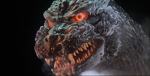 We were angrier than Burning Godzilla!