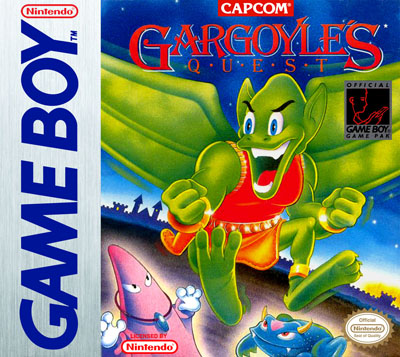 Capcom gave him his own game in 1990