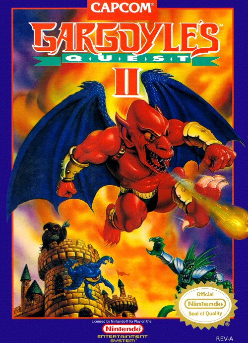 Then came the sequel on the NES in 1992