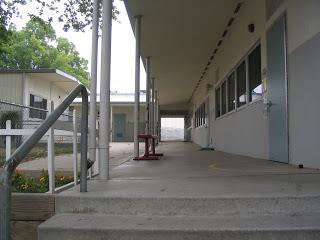 The school in the film