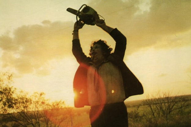 And Leatherface (which is what inspired Nelson too)