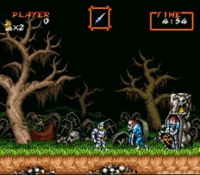 The original Capcom zombie right there, folks!