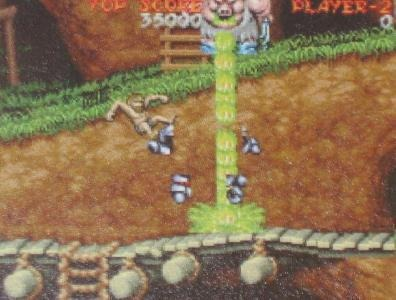 These guys from Genesis Ghouls 'N Ghosts!