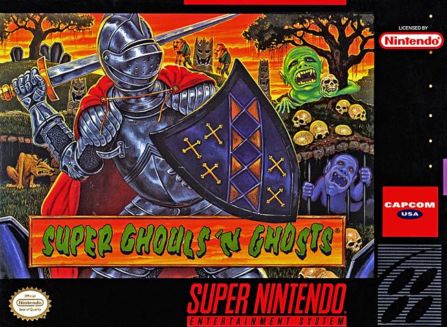 Pub & Dev: Capcom   November 1991   8 MEGS