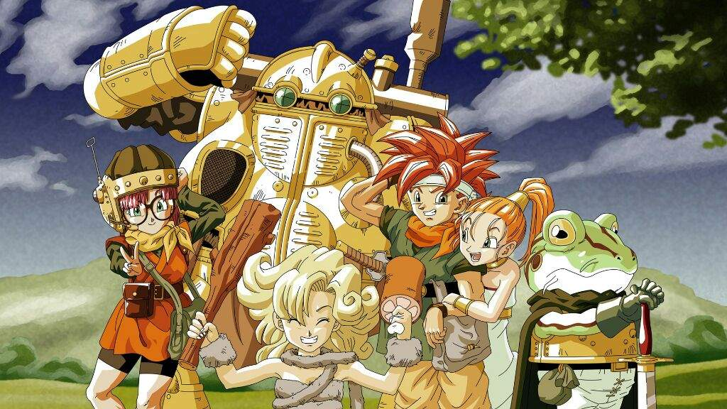 Chrono Trigger is one of the best 16-bit games ever