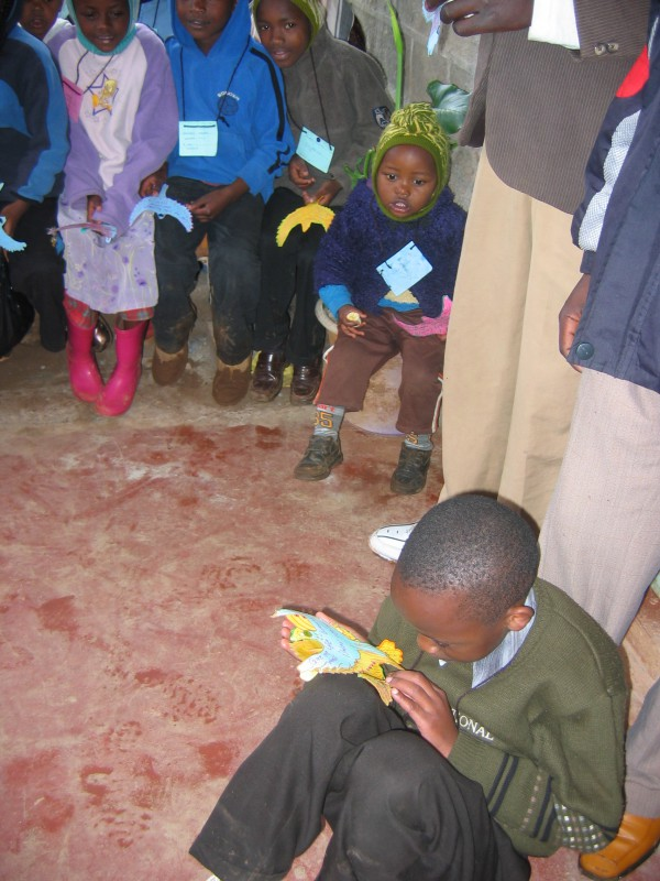 Compassion abounds in Kenya