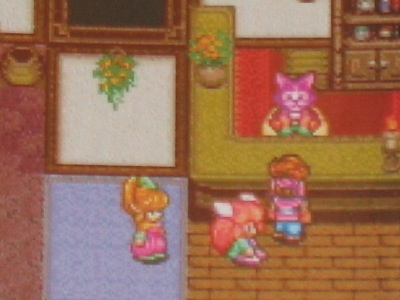 Somehow, the three always ended up at Neko's Inn...