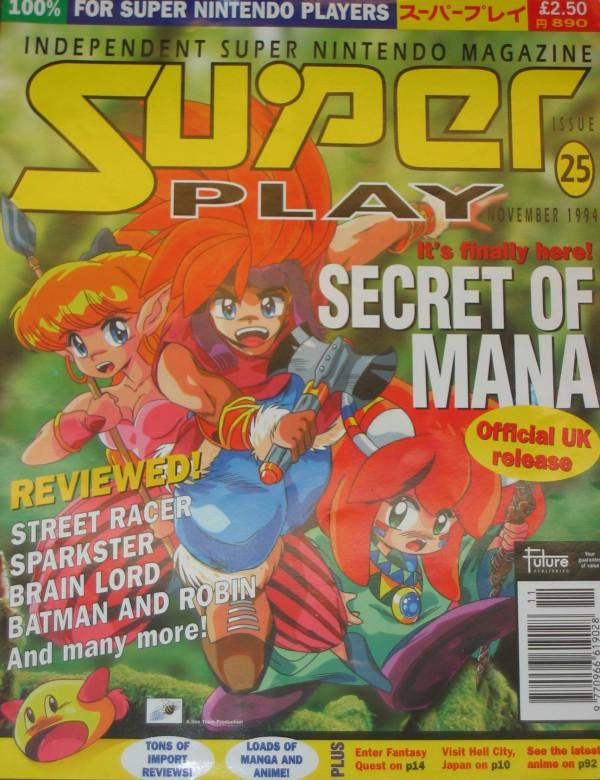 Super Play adored Secret of Mana = understatement