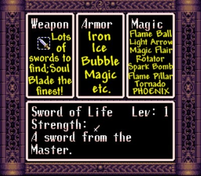 The Soul Blade is the baddest sword in town
