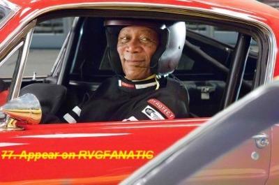 Morgan Freeman in The Bucket List (2007)