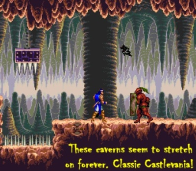 How can one not love Castlevania?
