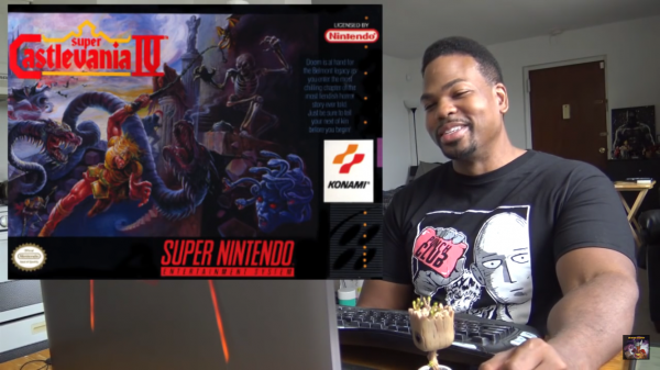 Almost everyone loves the first SNES Castlevania game