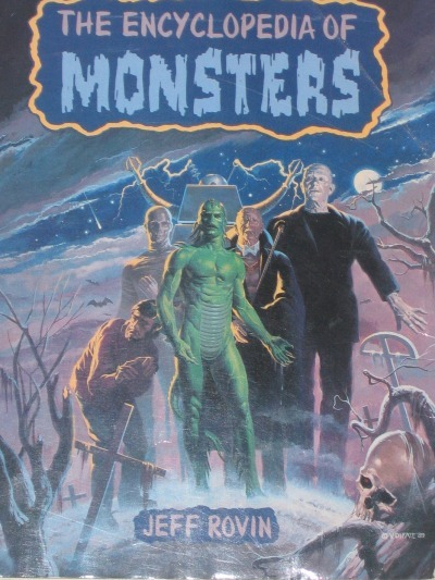 The monster BIBLE of our childhood