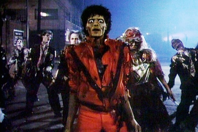 Thriller... one of the true classics from the 80s