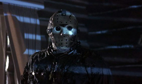But of course it was a combo of Jason Voorhees...