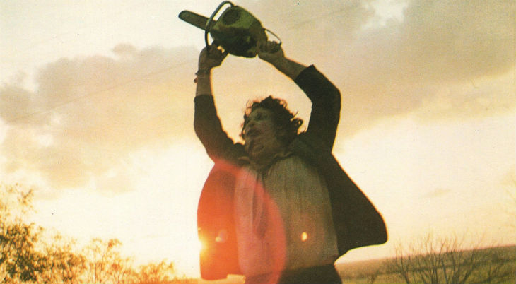 ... and Leatherface. Same thing Nelson did!