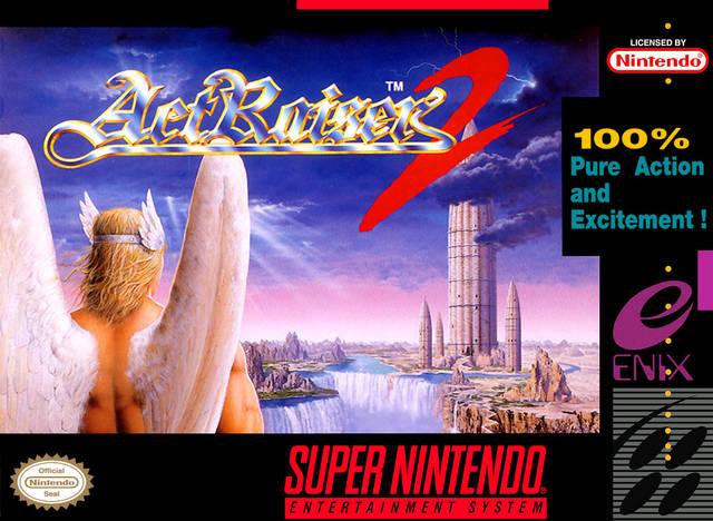 Pub: Enix | Dev: Quintet | November 1993 | 12 MEGS