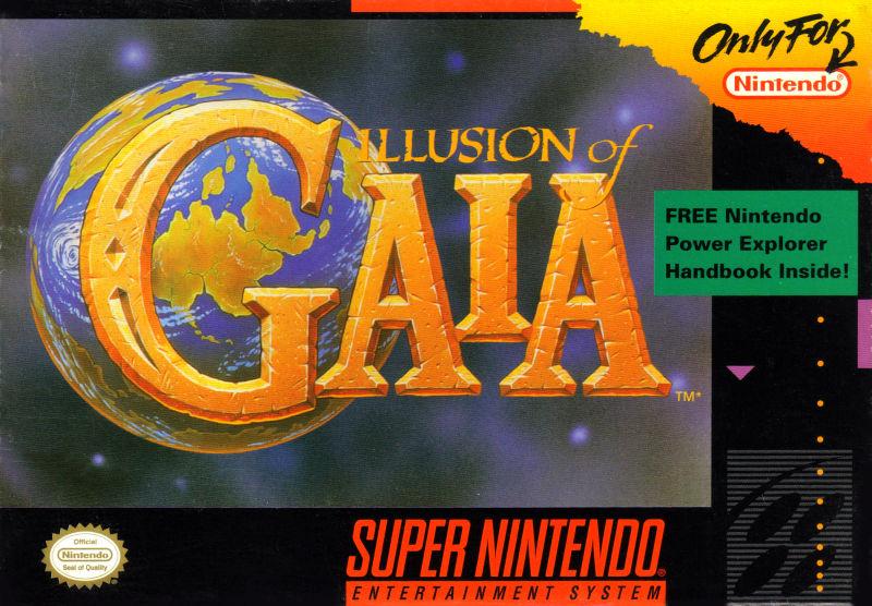 Pub: Enix | Dev: Quintet | Setepmber 1994 | 16 MEGS