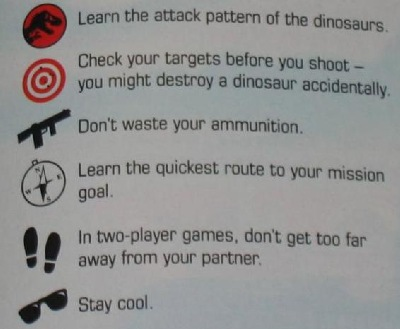 Handy tips, especially the last one