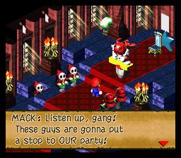 Super Mario RPG (March 1996)