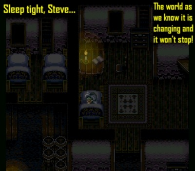 No genre delivers atmospheric night time scenes like RPGs