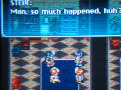 Star Ocean had some nice innovations for its time