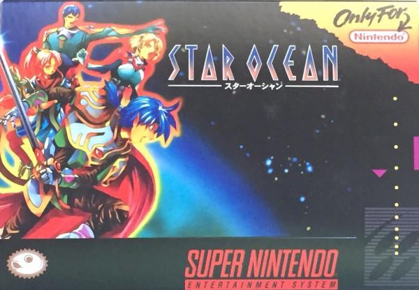 Star Ocean (SNES) | RVGFanatic