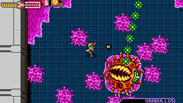 Blaster Master Zero is the shit