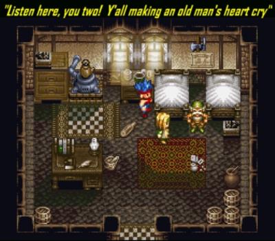 He's an original (Treasure Hunter) G.. [Oi -Ed.]