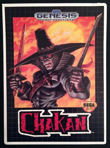 Chakan on the Genesis